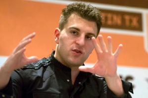 Airbnb CEO Brian Chesky Interview