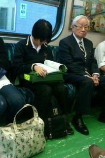 Taiwan_Morris_Chang_Rides_Train_021