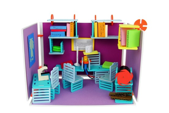 House Toys For Girls : Can new building toys for girls improve math and science skills