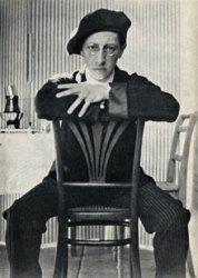 Stravinsky in 1914