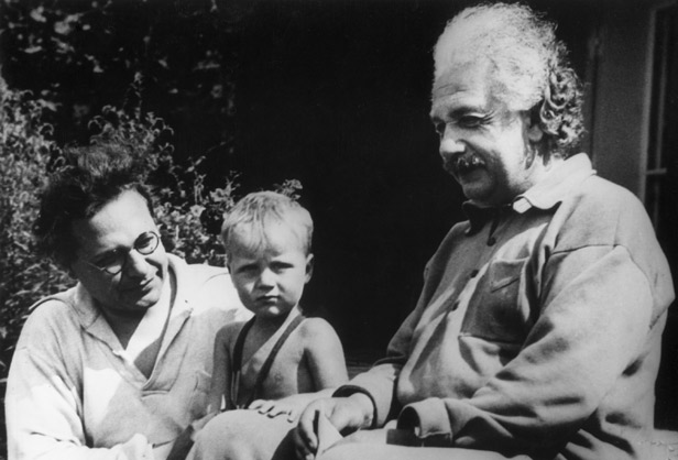 Three Einsteins
