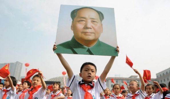 CHINA-POLITICS-RED-PUSH