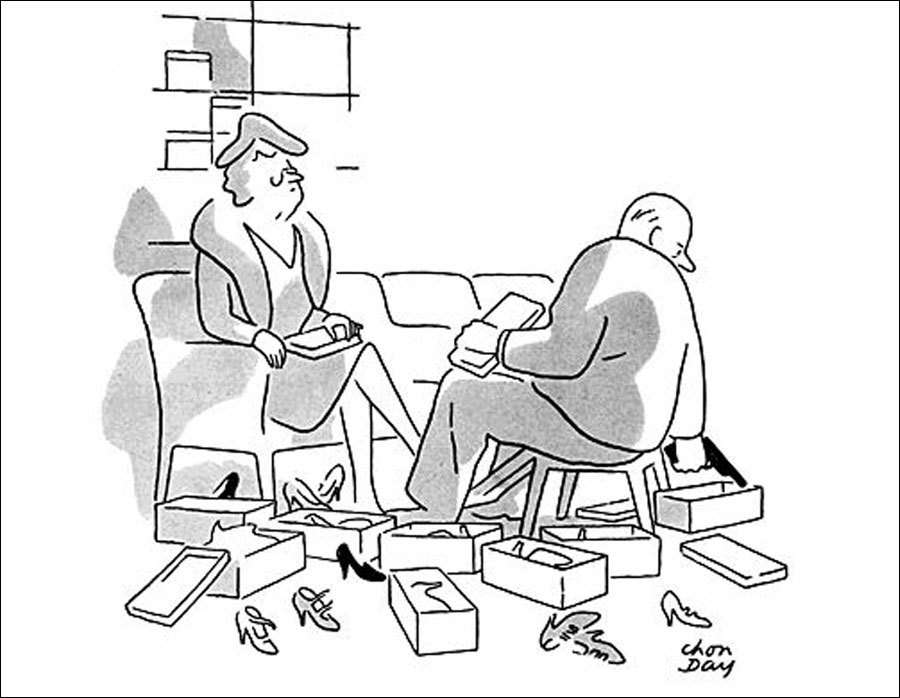 Bob Mankoff Picks His 11 Favorite New Yorker Cartoons Ever