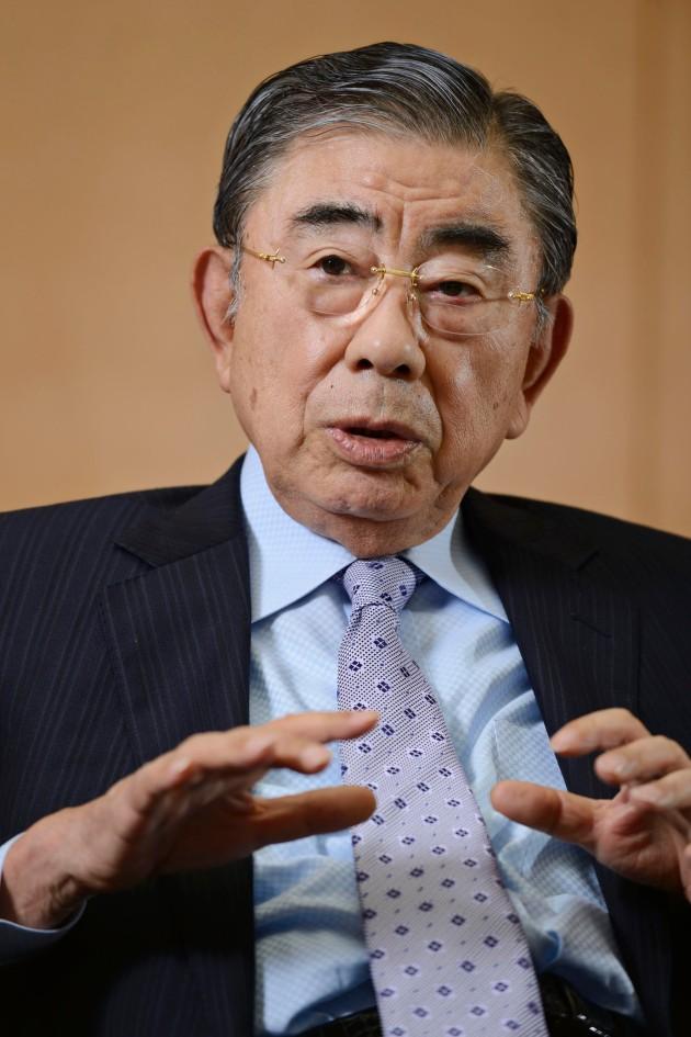 Seven & I Chairman Toshifumi Suzuki Interview & Their Store Images