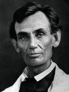 abraham lincoln no beard