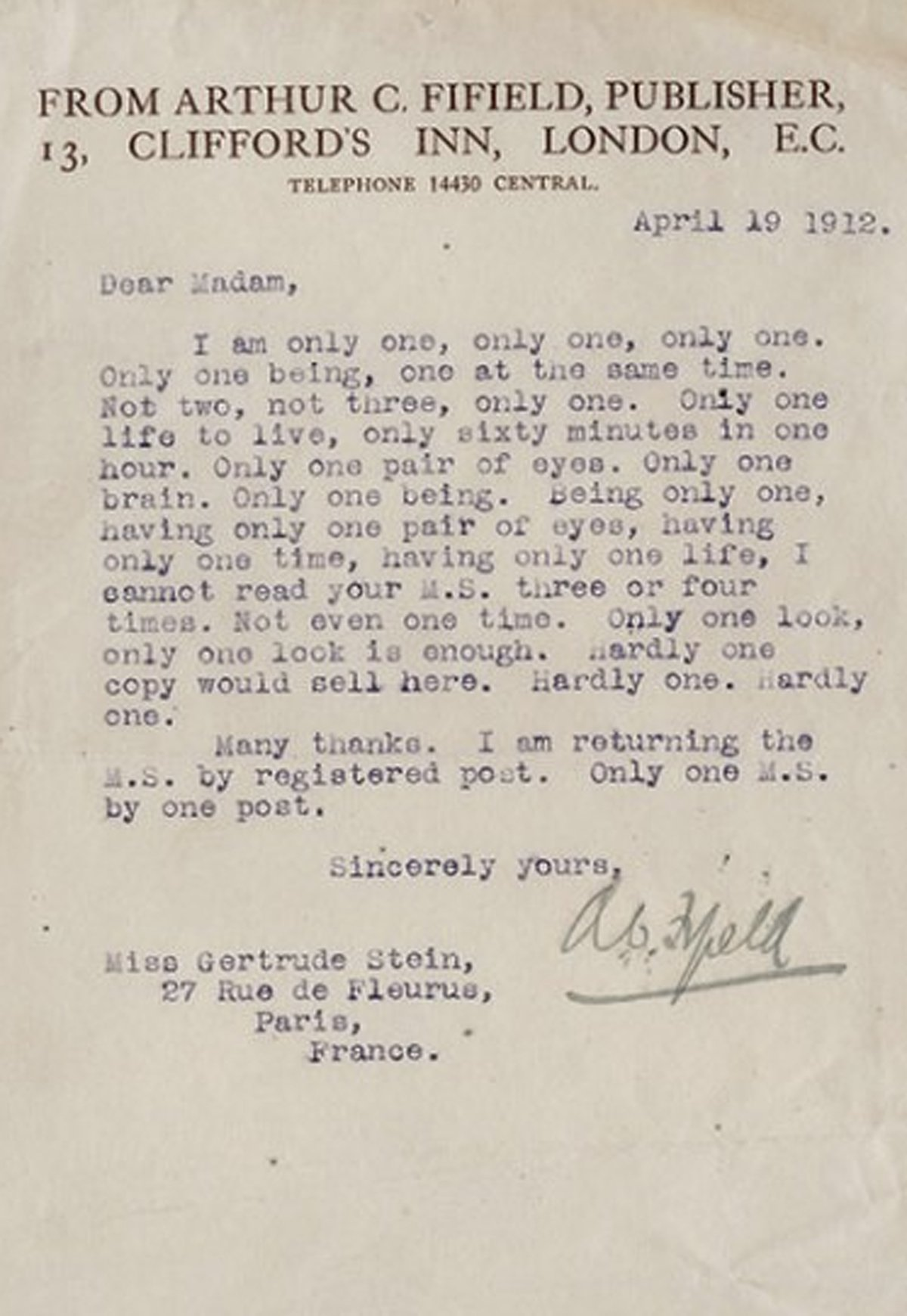 6 Famous People Who Have Received Brutal Rejection Letters