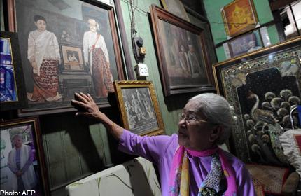 MYANMAR-ROYALS-HISTORY