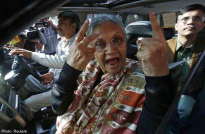 DelhiChiefMinister