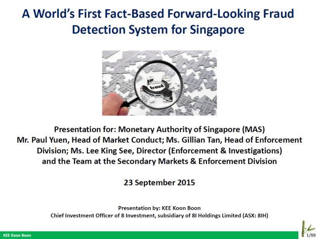 MAS Presentation